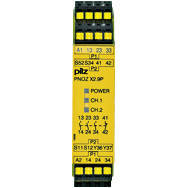 787302 Реле безпеки PILZ  PNOZ X2.8P C 24-240VAC/DC 3n/o 1n/c, фото 2