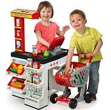 Детский супермаркет игрушка.Наборы игрушечных продуктов.
