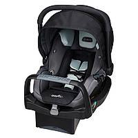 Дитяче універсальне автокрісло Evenflo SafeMax Infant Car Seat колір - Shiloh (група від 1,8 до 15,8 кг), фото 1