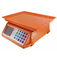 Торговые весы ACS-802 40 кг (деление 5 гр)