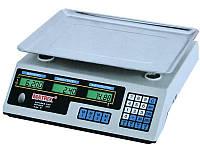 Весы торговые Matrix(Domotec) 50 кг 6V с чехлом (деление 5 гр)