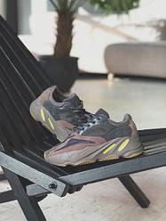 """Женские кроссовки Adidas Yeezy Boost 700 """"Mauve"""" (люкс копия)"""