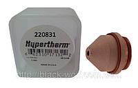 Hypertherm 220831 Сопло/Nozzle 200А, O2, N2, Воздух оригинал (OEM), фото 1