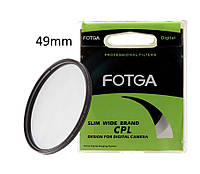 Поляризационный светофильтр, CPL 49 мм Fotga