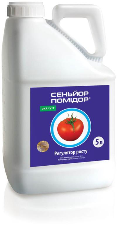 Регулятор роста Сеньор Помидор Укравит - 5 л