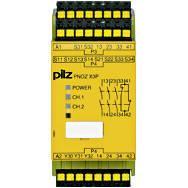 787310 Реле безпеки PILZ PNOZ X3P C 24VDC 24VAC 3n/o 1n/c 1so, фото 2