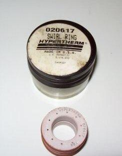 Hypertherm 020617 Завихритель/Swirl Ring, O2, 100 Amp оригинал (OEM)