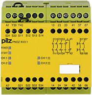 774534 Реле безпеки PILZ PNOZ XV3.1 0.5/24VDC 3n/o 1n/c 2n/o fix