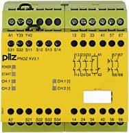 774534 Реле безпеки PILZ PNOZ XV3.1 0.5/24VDC 3n/o 1n/c 2n/o fix , фото 2
