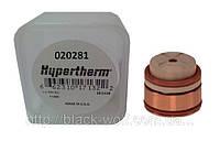 Hypertherm 020281 Сопло/Nozze азот 120, оригинал (OEM), фото 1