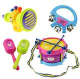 Детские игрушечные музыкальные инструменты