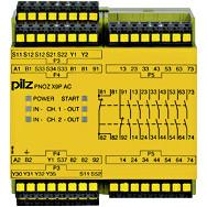 787606 Реле безпеки PILZ PNOZ X9P C 24DC 24-240VACDC 7no 2nc 2so