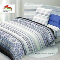 Ткань для постельного белья, 100% хлопок Ромбики