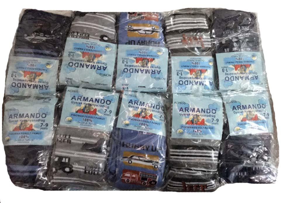 Колготы  для мальчиков ARMANDO, размеры 1/3-10/12 лет, арт. ACP 850
