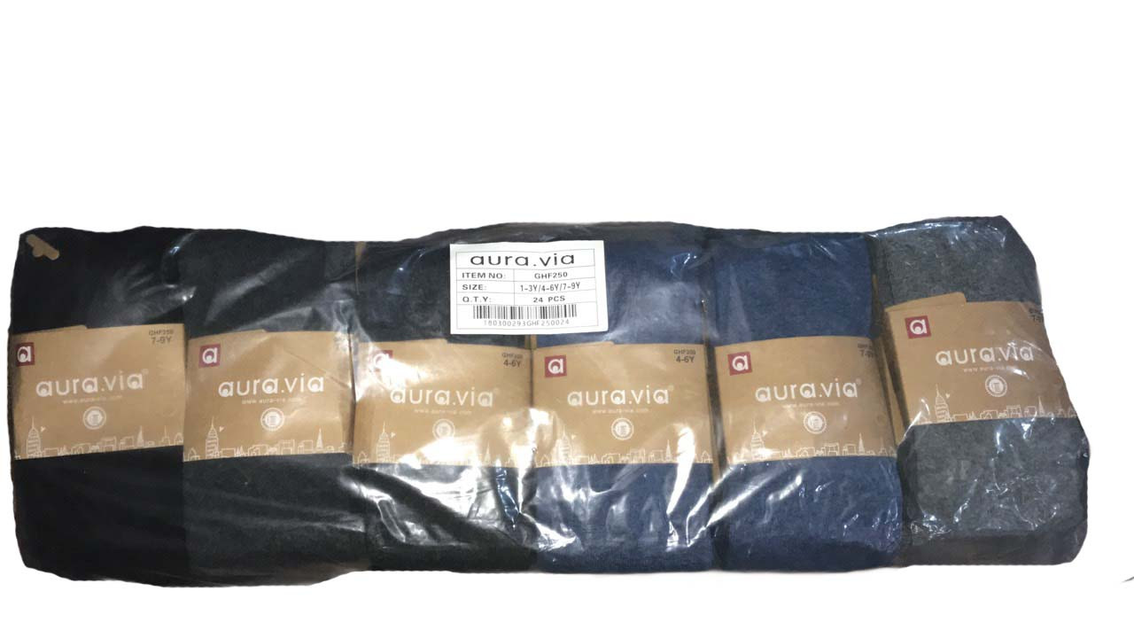 Колготки для мальчиков опт, Aura.Via, размеры 1/3-7/9  лет, арт. GHF 250