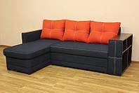 Угловой малогабаритный диван Ника