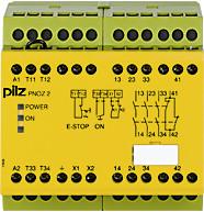 775830 Реле безпеки PILZ PNOZ 2 110VAC 3n/o 1n/c
