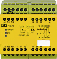 775850 Реле безпеки PILZ PNOZ 2 230VAC 3n/o 1n/c