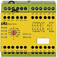 774618 Реле безпеки PILZ PNOZ XV3.1 300/24-240VACDC 3no 1nc 2no t
