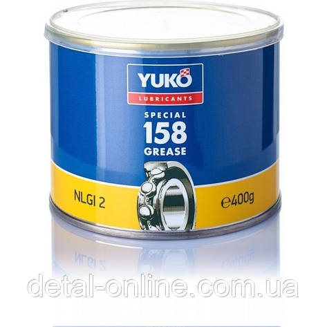Смазка №158 (YUKOIL) (0,4кг ж/банка), фото 2