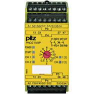 777500 Реле безпеки PILZ PNOZ XV2P 30/24VDC 2n/o 2n/o t , фото 2