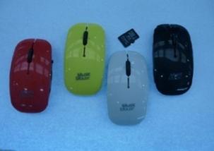 Mp3 плеер компьютерная мышь Mini, фото 2