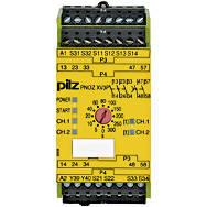 777518 Реле безпеки PILZ  PNOZ XV3P 300/24VDC 3n/o 2n/o t, фото 2