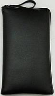Чехол для телефона на змейке средний чёрный, фото 1