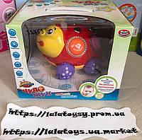 Развивающая игрушка Чудо жук Божья Коровка Play Smart 7573 сказки, песенки, мелодии