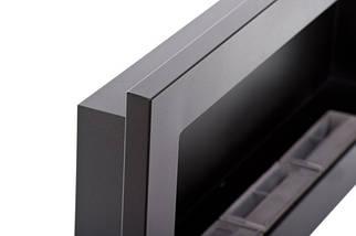 Биокамин Nice-House 90x40,черный, полный комплект, фото 3