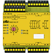 787530 Реле безпеки PILZ PNOZ XV3.1P C 30/24-240VACDC 3no 1nc 2no