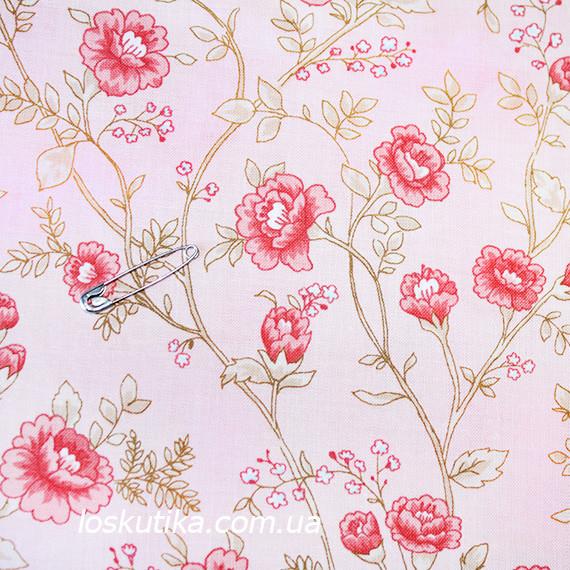 35015 Капризная. Шебби шик. Модное рукоделие (пэчворк, лоскутное шитье, квилтинг, трапунто).