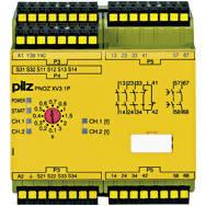 787532 Реле безпеки PILZ PNOZ XV3.1P C 3/24-240VACDC 3no 1nc 2no, фото 2