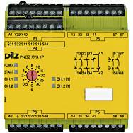777538 Реле безпеки PILZ PNOZ XV3.1P 300/24-240VACDC 3no 1nc 2no