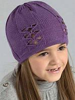 Тонкая демисезонная шапочка, фото 1