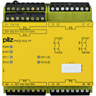 777544 Реле безпеки PILZ PNOZ XV2.1P 0.5/24-240VACDC 2n/o 2n/o fi