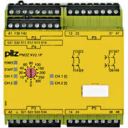 777548 Реле безпеки PILZ PNOZ XV2.1P 300/24-240VACDC 2n/o 2n/o t, фото 2