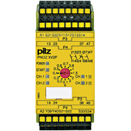 787502 Реле безпеки PILZ PNOZ XV2P C 3/24VDC 2n/o 2n/o t