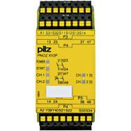 787503 Реле безпеки PILZ PNOZ XV2P C 1/24VDC 2n/o 2n/o fix, фото 2