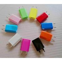 Адаптер USB  220W  5v 1А Узкий
