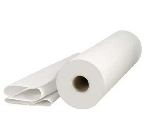 Простирадло в рулоні - 100 м* 80 см ЩІЛЬНІ!!! біла