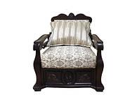 Кресло из натурального дерева Classic