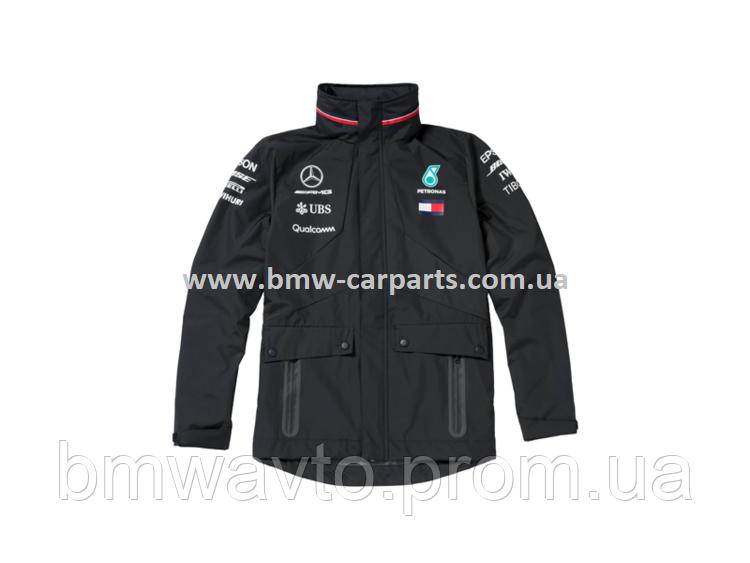 Мужская непромокаемая куртка Mercedes F1 Men's Cagoule, фото 2