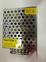 Адаптер - блок питания 12V 3A METAL
