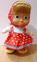 Кукла Маша Говорящая повторюшка танцует и повторяет
