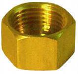 Латунная заглушка с внутренней резьбой 2 дюйма