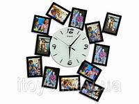 Часы настенные фигурные семейные