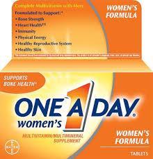BAYER One-A-Day Women's Formula  100 табл