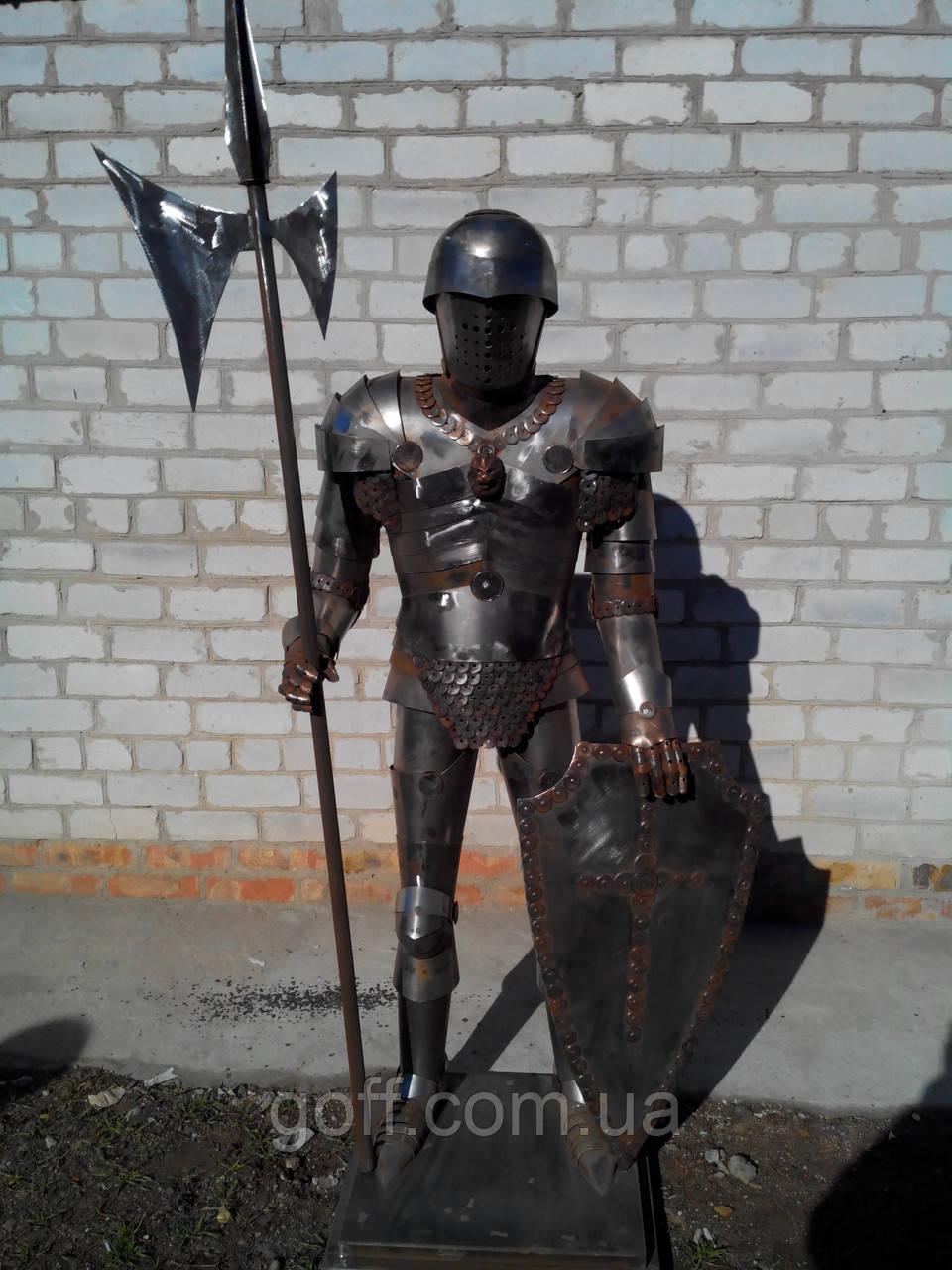 Металлический рыцарь, фото 1