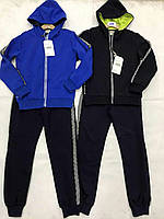 Трикотажный спортивный костюм на мальчика оптом, F&D, 8-16 рр